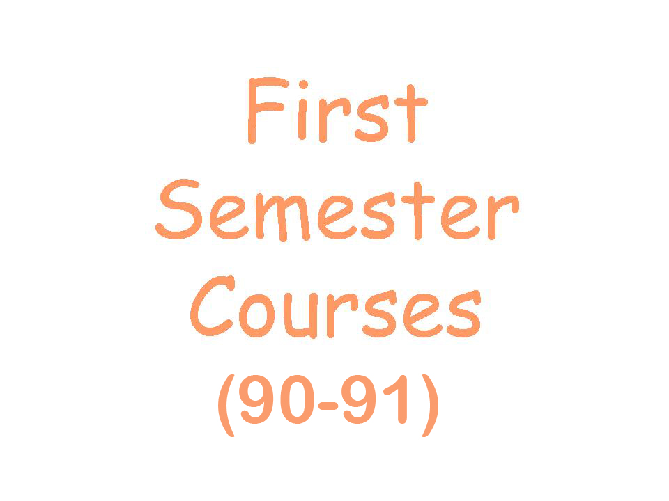 first semester Freshman year spanish: first semester learn spanish while exploring real locations throughout the spanish-speaking world.